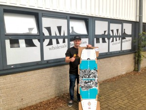 2014-44 Twan Hendriks wordt Liquid Force rider