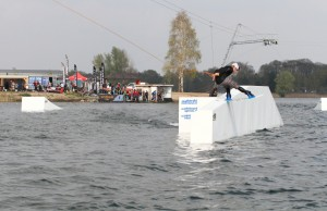 Waterski Nederland coverfoto 2015