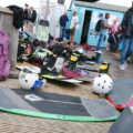 Eerste Obstacle Only groot succes - Wakeboards en wakeskates