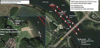23-06-2018 Ultimate Ski & Wake 2018 - plattegrond