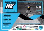 08-07-2018 NK Obstacle Only 2018 en NK Wakeskate 2018- poster