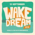 15-09-2018 Wakedream 2018 met NSK Wakeboard Cable door GSWC The Bares in Harkstede, Groningen - poster